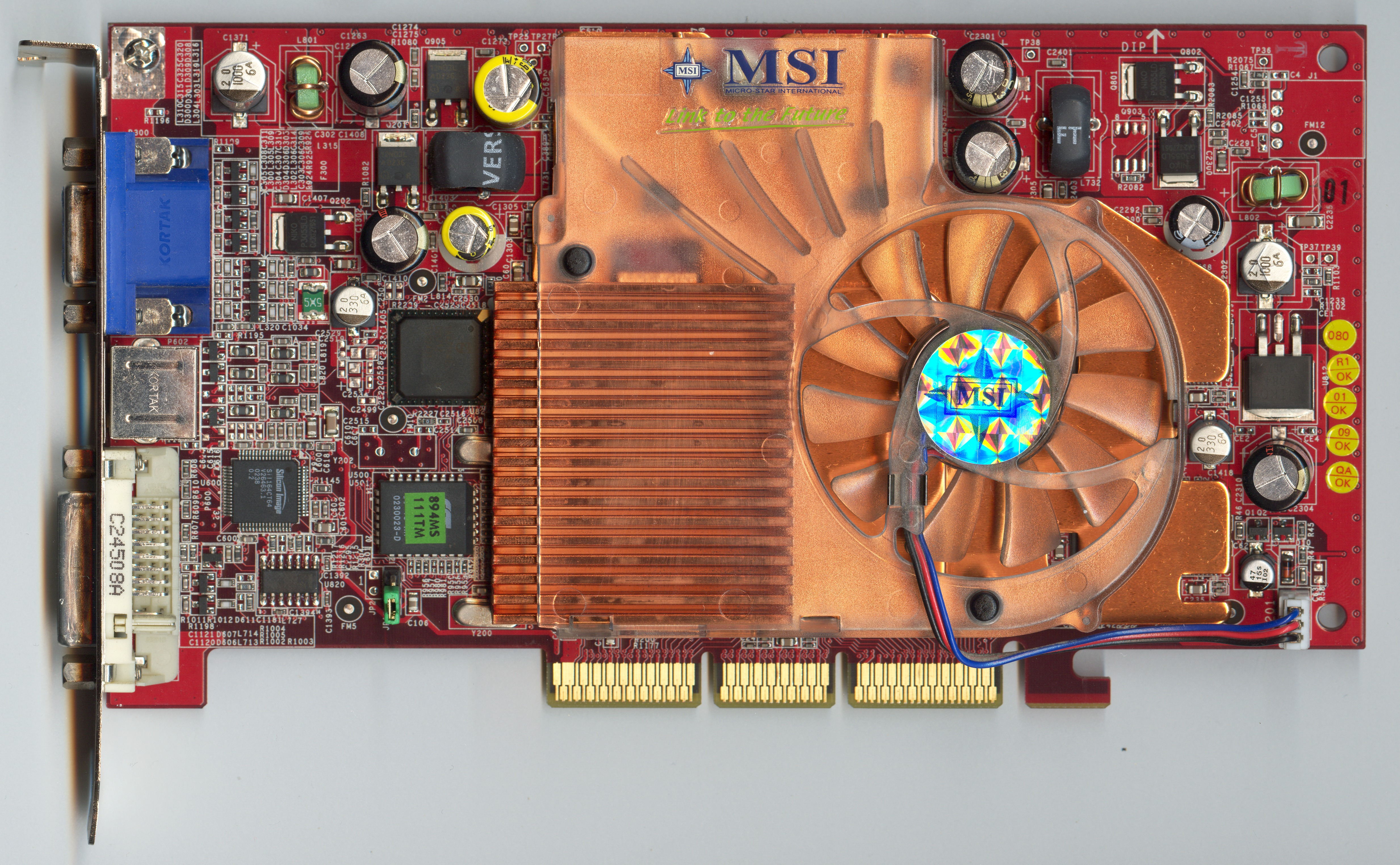 MSI GEFORCE TI4200 WINDOWS XP DRIVER DOWNLOAD