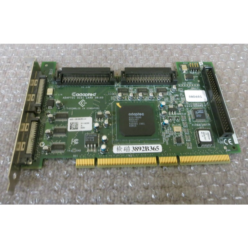 ADAPTEC SCSI CARD 39160 ULTRA160 SCSI DRIVER FOR WINDOWS 10