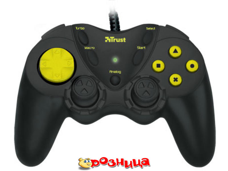 DUAL STICK GAMEPAD GM-1520 PC & PS2 DRIVER PC