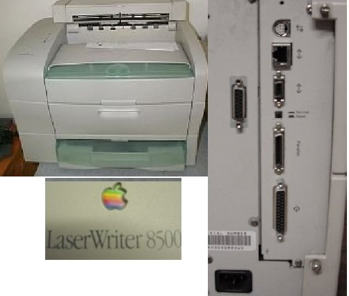 APPLE LASERWRITER 8500 PRINTER DRIVER FOR MAC DOWNLOAD