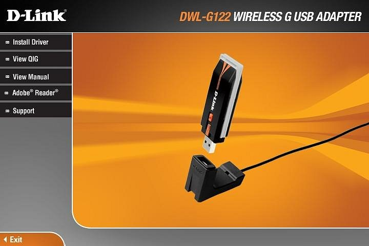 D-LINK DWL-G122 XP SP3 DRIVERS WINDOWS 7
