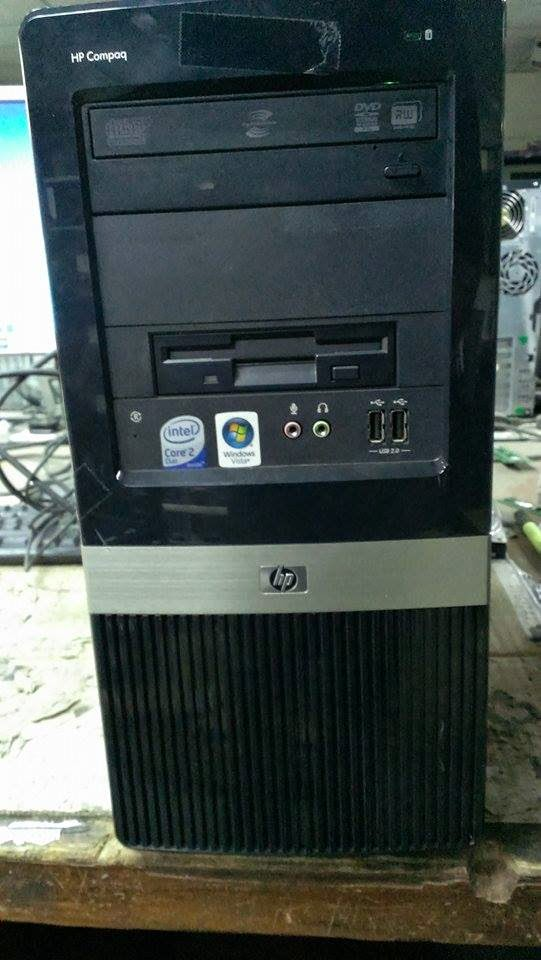 HP DX2810 DRIVERS